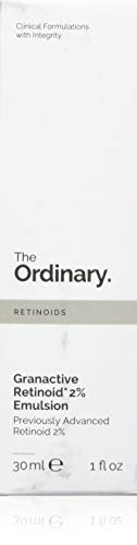 The Ordinary Granactive Retinoid 2% Emulsion (Previously Advanced Retinoid 2%), 30ml