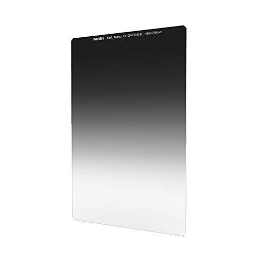 NiSi 角型フィルター Soft nano IR GND(8)0.9 180X210mm ハーフND8   B07PKJRQZV