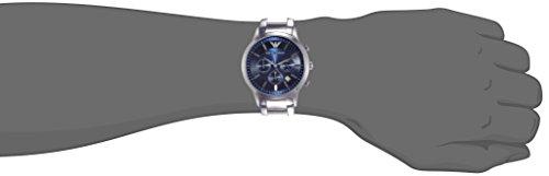 Emporio Armani Men's AR2448 Dress Silver Watch by Emporio Armani (Image #6)