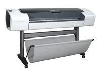 HP DesignJet T1100 Color Inkjet 44 Wide-Format Printer w/Network and 40 GB HD 40 Gb Printer