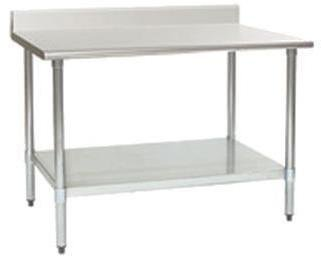 Bs Deluxe Work Table - Eagle T2484EB-BS Deluxe Work Table