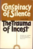 Conspiracy of Silence : The Trauma of Incest, Butler, Sandra, 0912078731