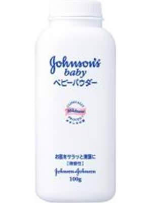 Johnson & Johnson Baby Powder Shaker Type 100g x 5 pieces