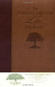 (The Purpose-Driven Life Deluxe Journal)