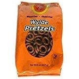 UPC 075119647255, Ener-G Foods Wylde Pretzels, 8-Ounce Bags (Pack of 12)