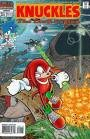 img - for Knuckles the Dark Legion #1 (Sonic the Hedgehog) book / textbook / text book