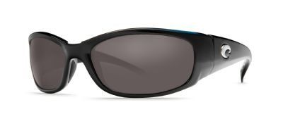 Costa Del Mar Hammerhead Sunglasses, Black/Gray 580Plastic (Inspired Sunglasses Couture)