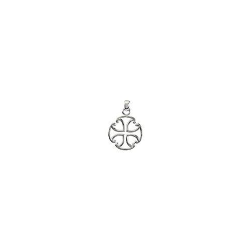 Sterling Silver Maltese Cross (Cross Silver Maltese Sterling)
