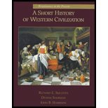 A Short History of Western Civilization : Renaissance to the Present, Sullivan, Richard E. and Sherman, Dennis, 0070269017