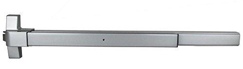 (TACO ED-501-AL ED-501 Series Grade 1 Rim Surface Exit Device-500, Aluminum)