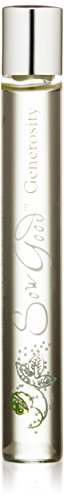 Sow Good Natural Eau De Parfum Rollerball, Generosity, 0.34 Fluid Ounce ()