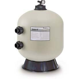 Pentair 140342 Stainless Steel C-3 Triton Almond Filtrati...