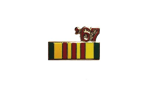 - Vietnam Veteran 1967 Ribbon Lapel Hat Pin Marines Army Navy Air Force PPM795