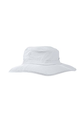 Coolibar UPF 50+ Girl's Surfs Up Bucket Hat - Sun Protective