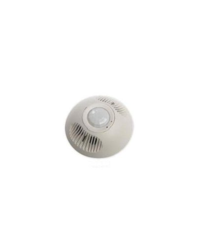 Hubbell Building Automation OMNIDT1000 Digital Passive Infrared and Ultrasonic Ceiling Occupancy Sensor, 1000-Square-foot Range by Hubbell Building Automation