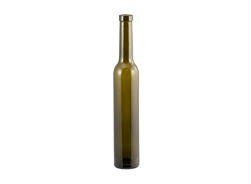 Wine Bottles - 375 mL Antique Green Bellissima - Case of 12 ()