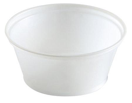 Translucent Souffle Cup 3.25 oz., Pk2400