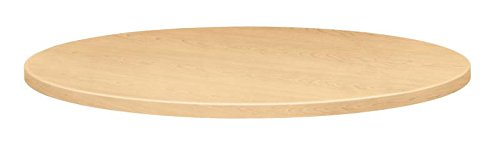 Hon Round Table Top, Selfedge, 42-Inch Diameter, Natural Maple (Round Tabletop Laminate Edge Self)