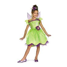 Tinker Bell Rainbow Deluxe Costume Size: Medium