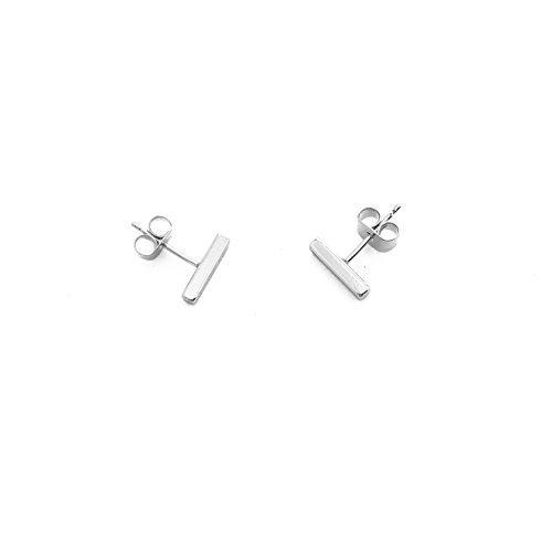 honeycat-silver-midi-bar-stud-earrings-made-well-minimalist-delicate-jewelry