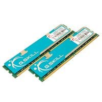 G.SKILL 4GB (2 x 2GB) 240-Pin DDR2 SDRAM DDR2 800 (PC2 6400) Dual Channel Kit Desktop Memory Model F2-6400CL4D-4GBPK - Dual Channel Memory Kit