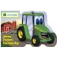 Tractors Farm Fun Johnny (Johnny Tractor's Fun Farm Day by Neusner, Dena [Running Press Kids, 2006] Board book [Board book])