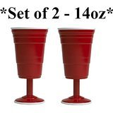 Red Cup Living 14oz Wine Cup XL *Set of 2*