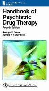 Handbook of Psychiatric Drug Therapy (4th, 00) by Arana, George W - Rosenbaum, Jerrold F [Paperback (2000)]
