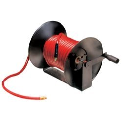 Legacy Manufacturing (LEGL8652) Workflorce Series Manual Air Hose Reel with 3/8 I.D. x 100