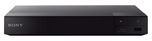 Sony Blu-ray-Player (Wireless Multiroom, Super WiFi, 3D, Screen Mirroring, 4K Upscaling)