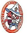 Little Witch Academia Chariott Badge