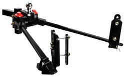 Camco Eaz-Lift Trekker 1,200 Weight Distribution Hitch with Progressive Sway Control by EAZ LIFT