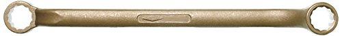 Ampco Safety Tools AC1213A Doppel-Ringschlüssel, gekröpft, 12 12 12 x 13 mm, Aluminiumbronze, Antidéflagrant B00WMMQH38 | Ruf zuerst  392ee7