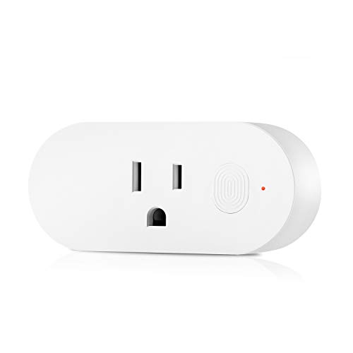 Apromio AWP04L-1 Plug 16A Wi-Fi Enabled Smart Outlet Work with Amazon Alexa Google Home by Apromio