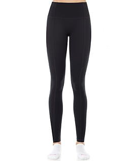 Spanx Active Women's Shaping Compression Close-Fit Pant Black Pants X 27