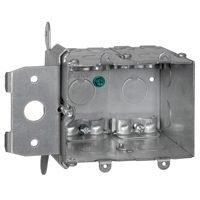 Thomas & Betts Mb238adj Switch/outlet Box, 3.52'' Deep X 4.01'' X 3.28'', Metal