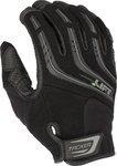 Lift Safety GTA-9K1L Tacker Work Gloves - Size: X-Large, Black by Lift Safety