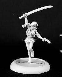 Whitney, Anime Heroine by Chronoscope