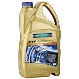 - Ravenol J1D2160-004 ATF (Automatic Transmission Fluid) - FZ Fluid Full Synthetic for Mazda 6-Speed Transmissions (4 Liter)