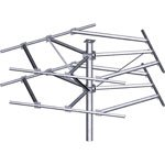 21' Antenna (Trylon - 5.930.0291.009 - 21' (6m) 2-Level Rotatable Spine Assembly c/w (9) 10' Pipes)