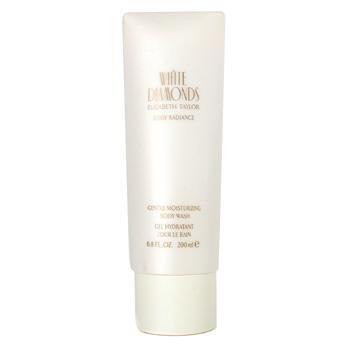 White Diamonds Body Wash (Elizabeth Taylor White Diamonds Shower Gel For Women 200Ml/6.8Oz)