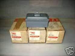 Relay /& Control AHK-425A Relay Enclosure Dust Cover