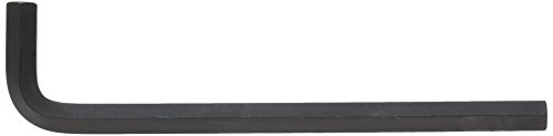 """Bondhus 15916 1/2"""" Hex Tip Key L-Wrench with ProGuard Finish, Tagged and Barcoded, Long Arm"""