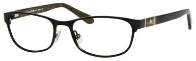 Kate Spade Jayla Eyeglasses-0003 Black -50mm