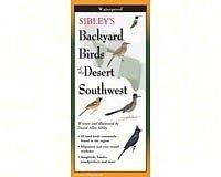 Steven M. Lewers Earth Sky Water LEWERSBBD122 Sibley's Backyard Birds of the Desert Southwest by Earth Sky & Water
