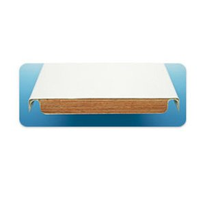 Sr Smith 66-209-6122 12 ft. Frontier III Commercial Diving Board Radiant, White by S.R. Smith