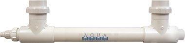 Aqua Ultraviolet® 200 Watt SL Series UV Unit, 3'' Outlets, 240V/60Hz (With Wiper)