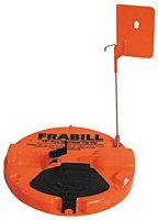 Frabill Pro Thermal Original Tip-Up (Best Bait For Tip Ups)