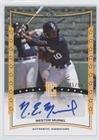 Nestor Muriel  45 50  Baseball Card  2014 Leaf Perfect Game Showcase   Autographs   Gold  A Nmi