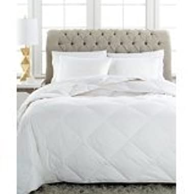 Charter Club Vail Collection Level 1 Extra Light Warmth Down Full/Queen Comforter Bedding
